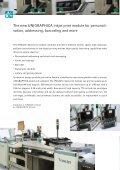 IPAS425i Inkjet Print Module - Unigraphica - Page 2