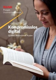 Kompromisslos digital - Unigraphica