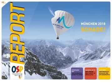 OSP-Report 2/2011 - OSP Bayern