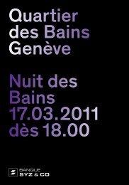 Vienna MMIX – Plan B - Quartier des Bains
