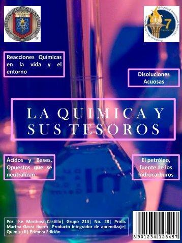 La Química y sus tesoros