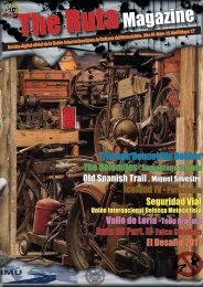 The Ruta Magazine Edicion 15v2