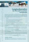 Langlaufparadies Bad Mitterndorf-Ausseerland - Ausseerland ... - Seite 2