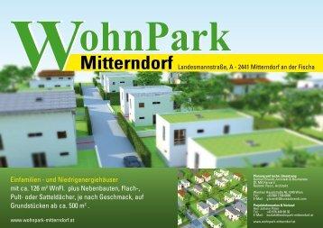 WohnPark Mitterndorf
