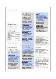 Pfarreiblatt vom 16.12.2012 bis 05.01.2013 - Kirche Kerns