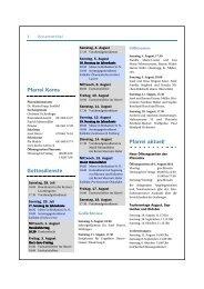 Pfarrblatt 15-2012 Kerns - Kirche Kerns