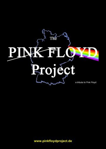 The PINK FLOYD Project