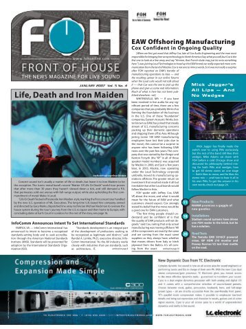 Life, Death and Iron Maiden - FOH Online