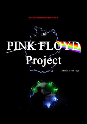Intro - The PINK FLOYD Project
