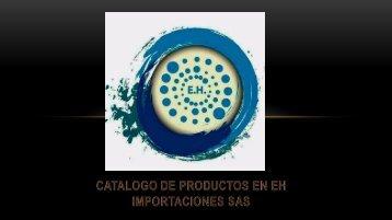 CATALOGO ACCESORIOS E.H. POR WISQUISA