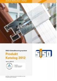 SISO Produkt Katalog - jms Solar Handel GmbH