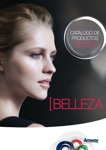 Catalogo de Belleza 2017