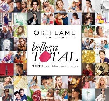 Catalogo ORIFLAME del 6 al 26 de Mayo 2017