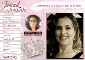 JORNAL DE UNIDADE - ESTRELA DA BELEZA 052017