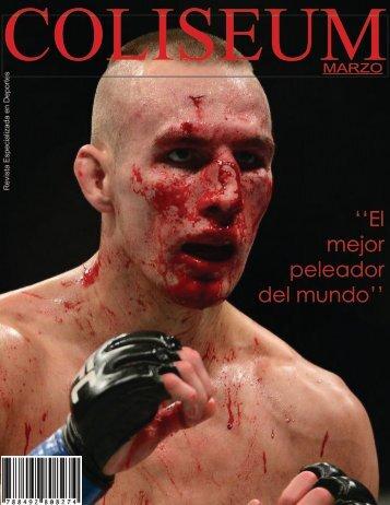 Revista de deportes Coliseum