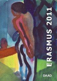 erasmus 2011 - DAAD