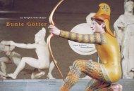 Bunte Götter Zur Farbigkeit antiker Skulptur - Kuppler, Benno