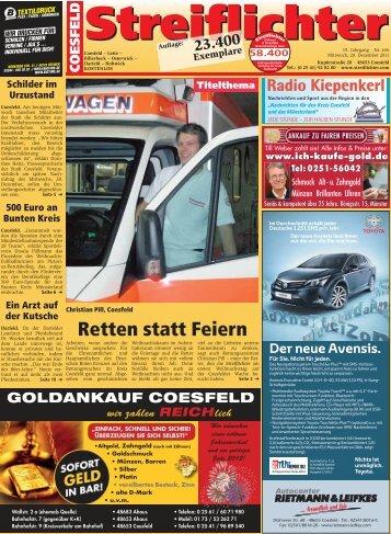 Coesfeld - Streiflichter