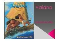 Vaiana das Buch zum Film