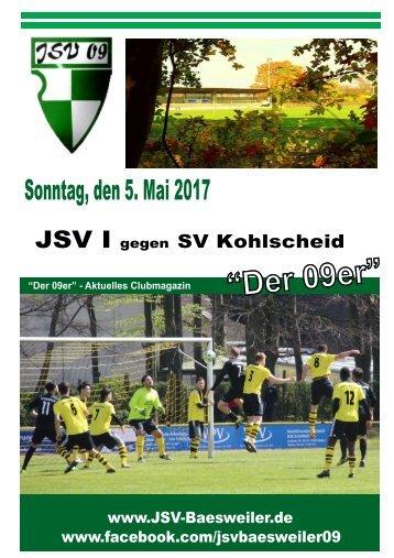 JSV Zeitung Textteil 05.05.2017