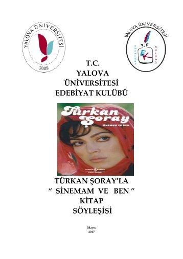 Türkan Şoray Söyleşi Sunumu