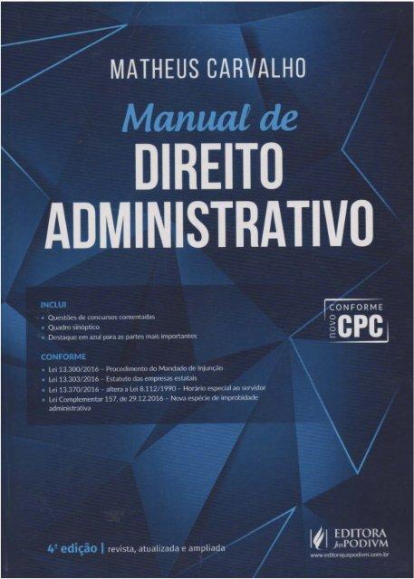 Descomplicado 2015 administrativo direito pdf