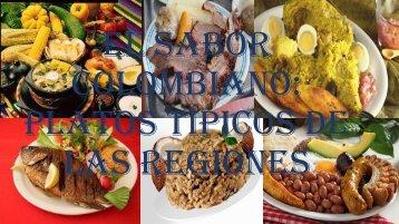 EL SABOR COLOMBIANO