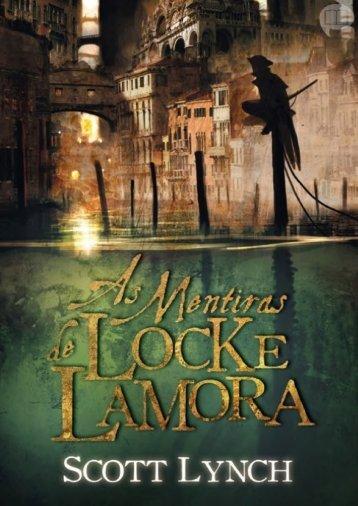 As Mentiras de Locke Lamora - Scott Lynch