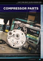 Highgate Product Catalogue Edition 12 - Compressor Parts