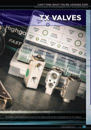 Highgate Product Catalogue Edition 12 - TX Valves