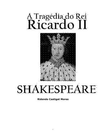 shakespeare-a-tragedia-do-rei-ricardo-ii