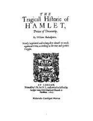 Shakespeare-Hamlet
