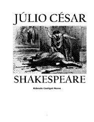 Shakespeare-Julio-Cesar