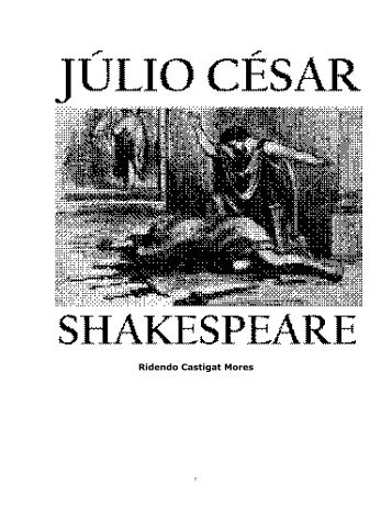 Shakespeare-Julio-Cesar