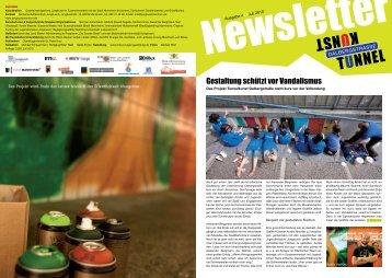 Newsletter Nr. 4 – Juli 2010 - Gemeinschaftszentrum Jungbusch