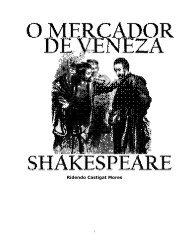 Shakespeare-O-mercador-de-Veneza