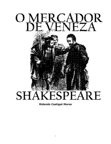Shakespeare-O-mercador-de-Veneza