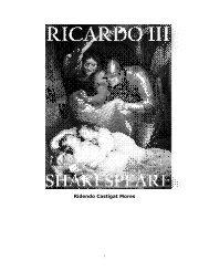 Shakespeare-Ricardo-III