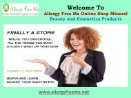 Fragrance Free Skincare Products Online(2)