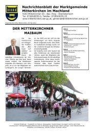 Mai 2012 - Mitterkirchen im Machland