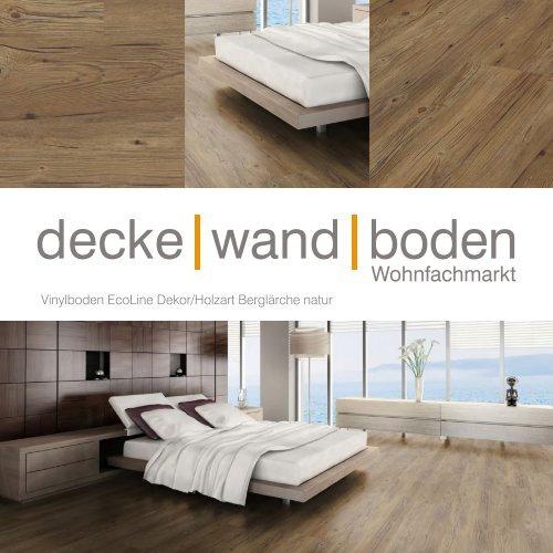 dwb Produktinformation VinylBoden Eco Berglärche natur OV66400