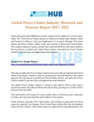 Power Chokes Report on Global and United States Market