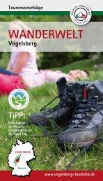 Wanderwelt Vulkanregion Vogelsberg