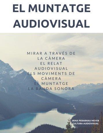 EL MUNTATGE AUDIOVISUAL(1)