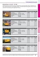 Preisliste Stromerzeuger - Seite 5