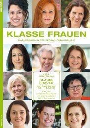 Klasse Frauen aus Bodensee-Oberschwaben 2017