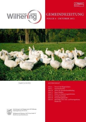 (4,22 MB) - .PDF - Gemeinde Wilhering