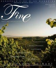 FINE Das Weinmagazin - 04/2009
