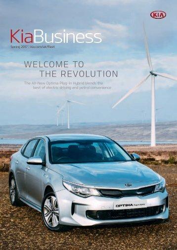 Kia Business Spring 2017 mini