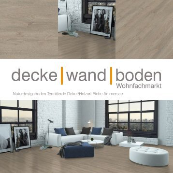 dwb Produktinformation Naturdesignboden Terra Verde Eiche Ammersee N604
